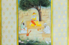 Modi presents an exquisite miniature painting of Guru Nanak Dev with his two disciples to Harper