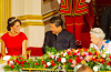 Royals wine and dine Chinese president, who's expected to sign U.K. nuclear-power deal worth billions