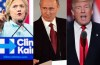 Theft of Democrats' emails sparks fears Putin could be meddling in U.S. election