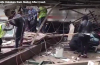 At least one dead, 100 injured after New Jersey train plows into platform: 'I heard panicked screams'