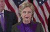 Clinton, Obama urge disappointed backers to reconcile themselves to Trump's win
